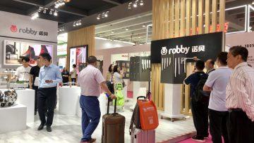 CIFF 广州展 | 2019 遇见ROBBY诺贝脚轮,遇见美