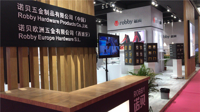 2019 CIFF广州展,一同领略ROBBY诺贝脚轮的魅力