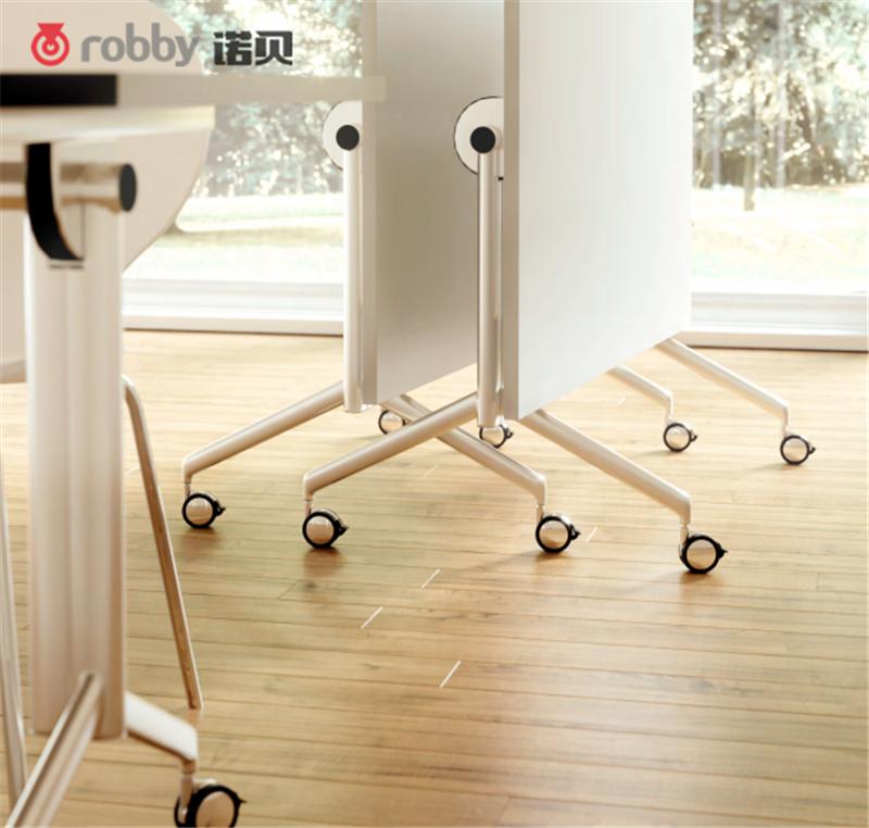 1加1大于2,折叠桌与家具脚轮为你解决空间烦恼