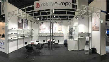 聚焦 | 2019德国科隆五金展ROBBY诺贝亮点纷呈