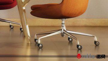 在办公室里面见到的办公椅脚轮,你确定真的会用吗?