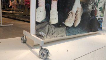 当H&M遇上ROBBY诺贝脚轮,以革新提升品牌魅力