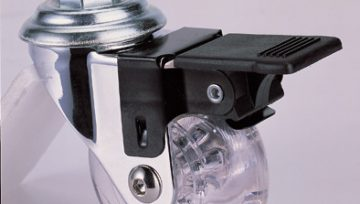 在工业领域中,脚轮各个配件的应用超乎想象