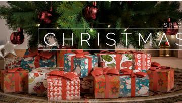 装饰指南  用家具脚轮打造最美圣诞
