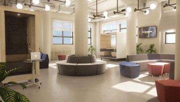 办公家具脚轮新动向:移动办公正在成为新时尚