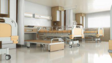 医疗产业健康发展,家具脚轮在其中占据关键地位