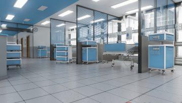 诺贝万向脚轮打造特色医疗环境,懂家具更懂你
