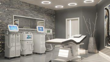 医疗空间新概念出现,诺贝家具脚轮设计应运而生