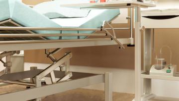 以诺贝脚轮承载灵感,让医疗家具设计更暖心