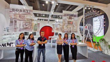 2020CIFF广州展丨一场生活美学×诺贝脚轮的视觉盛宴