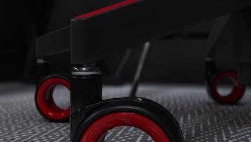 脚轮品牌:酷75-2脚轮为游戏生活增色,让你愉快开黑
