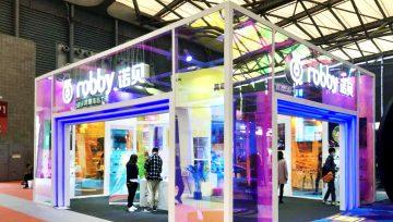 诺贝空降上海酒店商空家具展年度大秀,一起点燃魔都!